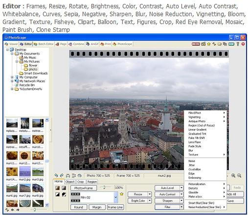 Photoscape | Logiciel facile de retouche photo