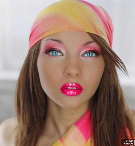 Virtual makeover maquillage et relooking en ligne - Maquillage photo gratuit ...