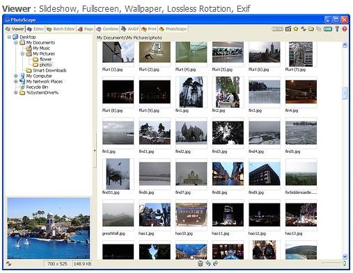 Photoscape logiciel facile de retouche photo for Logiciel facile