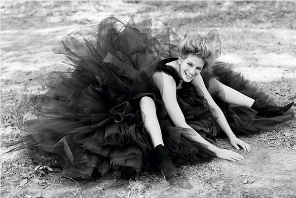 Souvent Herb Ritts | Photographe de mode en noir et blanc MJ26