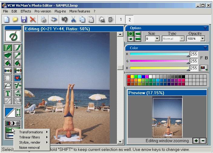 Photo Editor Pro 8 | Logiciel de retouche photo