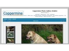 Coppermine Photo Gallery - Galerie photo en php